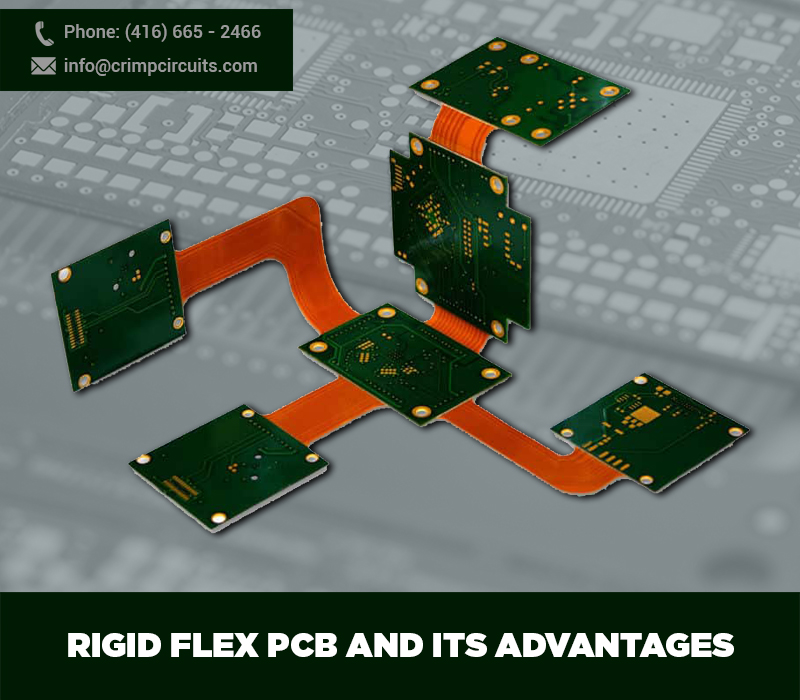 Rigid Flex PCB in Canada