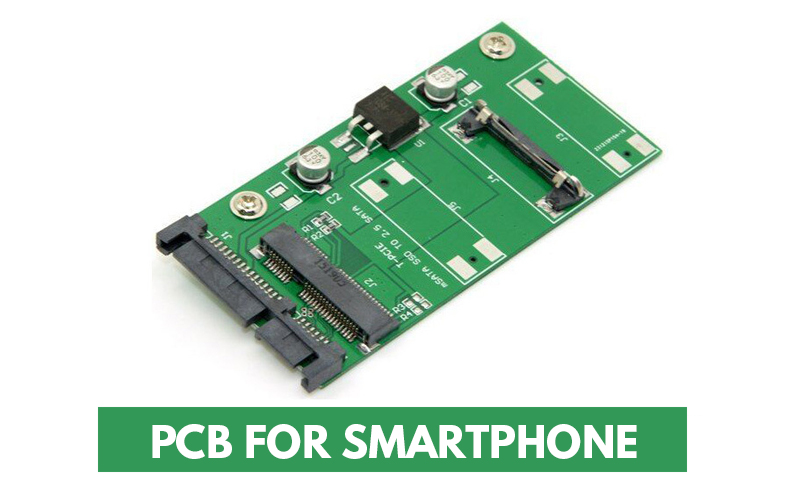 PCB for smartphone