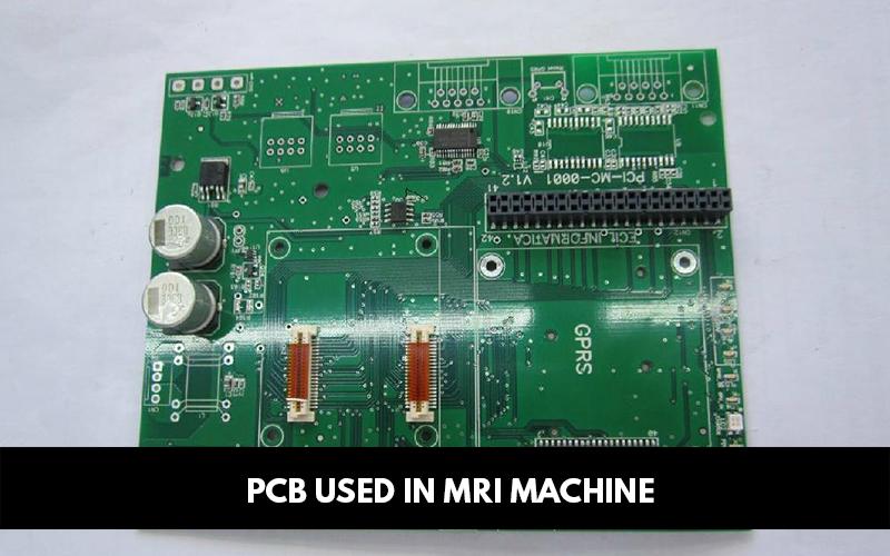 PCB used in mri machine
