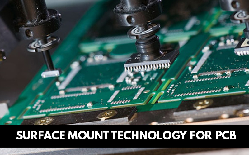 surface mount technology for pcb