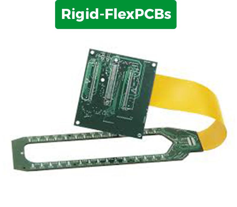Rigid-flex PCBs