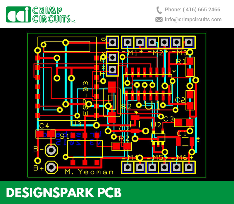 Designspark-PCB