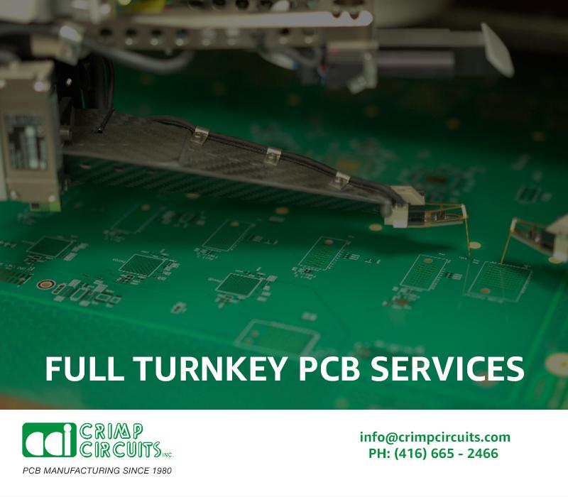 Full-turnkey-PCB