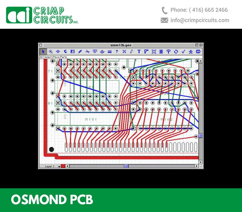 Osmond-PCB