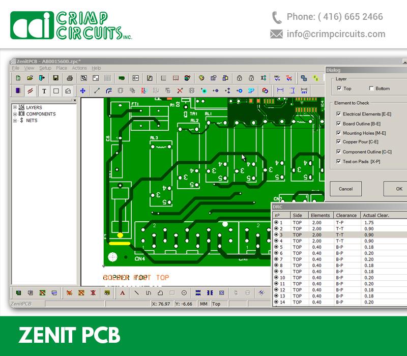 Zenit-PCB