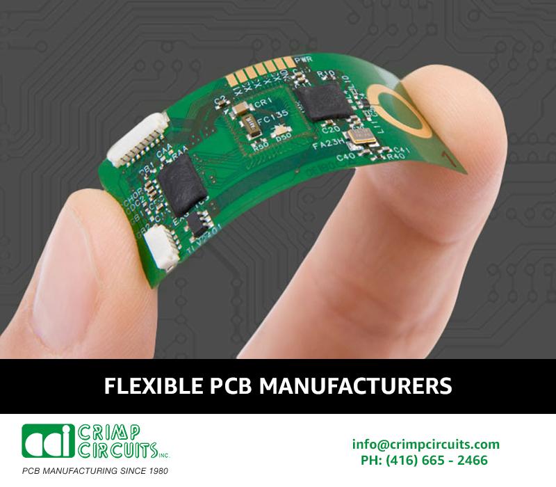 Flexible PCB manufacturers