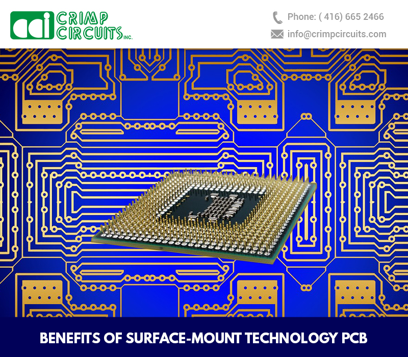 Benefits of surface-mount technology PCB