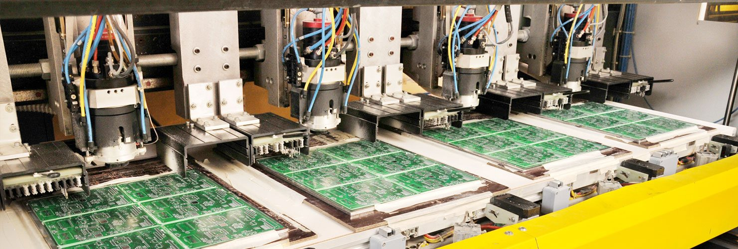Full Turnkey PCB Manufacturing Services
